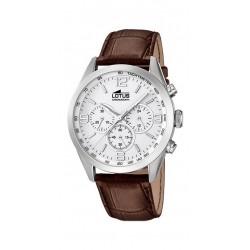 reloj lotus de caballero con cronometro