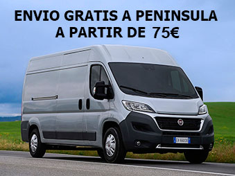 Transporte gratis a la Península a partir de 75 €