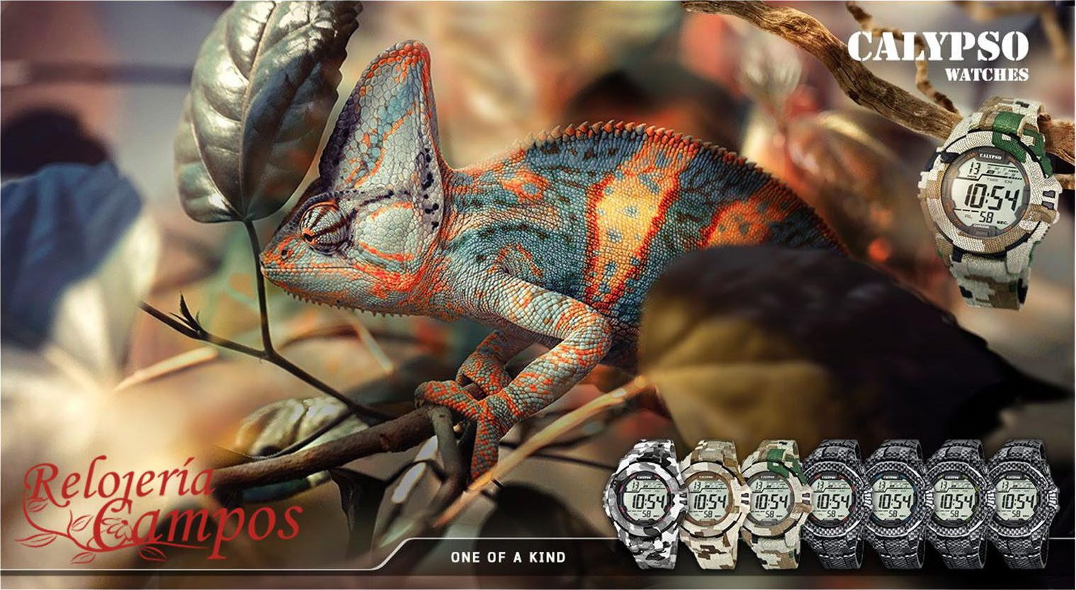 Calypso - Relojería Campos