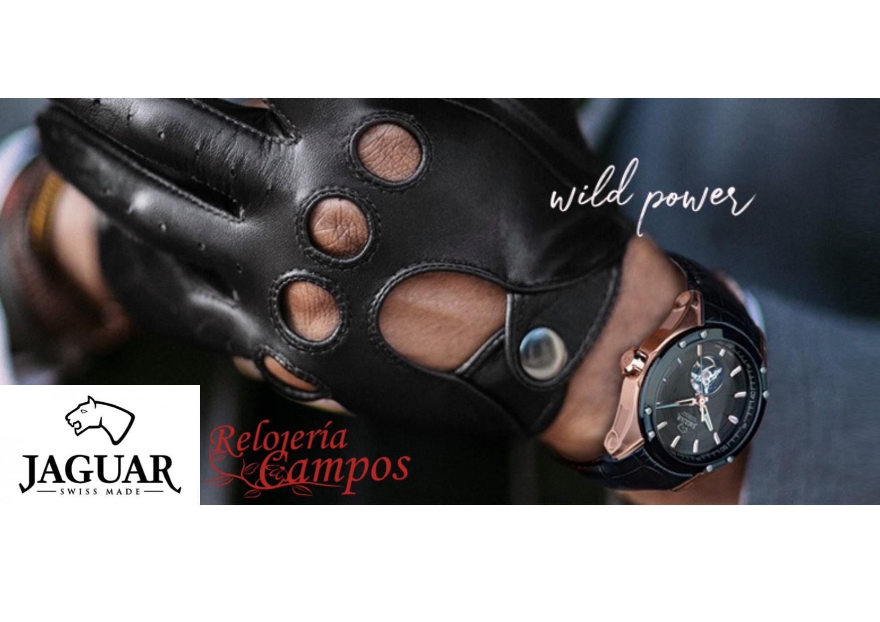 Jaguar - Relojería Campos