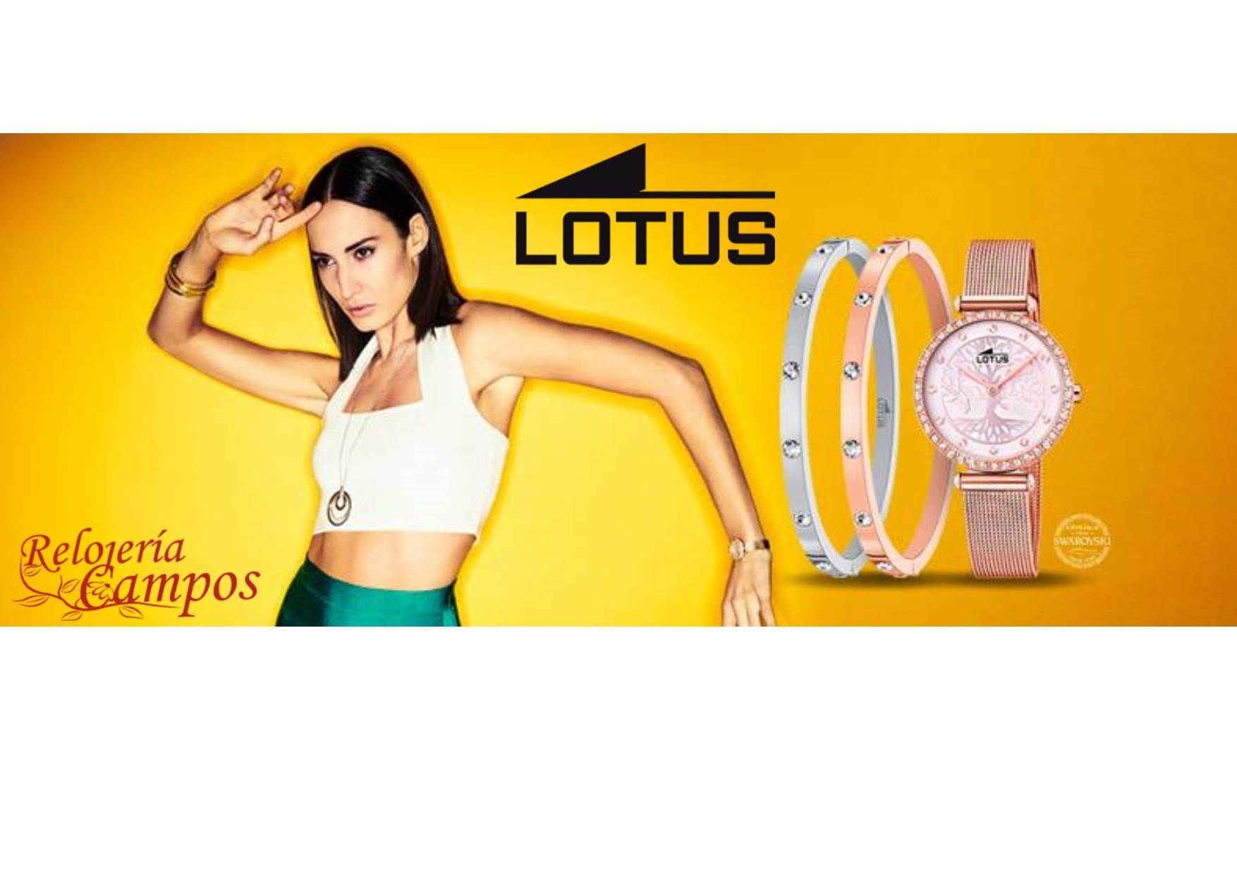 Lotus - Relojería Campos