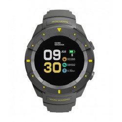 RELOJ SMART METAL GRIS CORREA MARK MADDOX