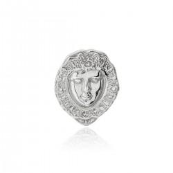 medalla de plata rostrillo de la virgen del Rocio