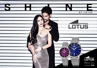 Relojes Lotus shine